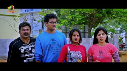 Amrutham Chandamama Lo Scenes -  Sivannarayana funny Duck Wall Condition to Srinivas Avasarala & Co.