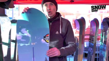 Matos snowboard 2015 : Burton