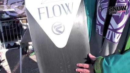 Matos snowboard 2015 : Flow