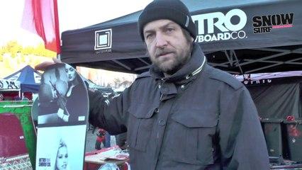 Matos snowboard 2015 : Nitro
