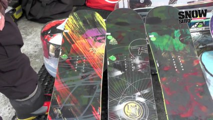 Matos snowboard 2015 : Rossignol