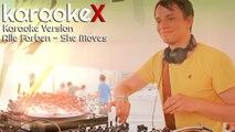 Alle Farben - She Moves (Far Away) feat. Graham Candy Karaoke Version (KaraokeX)