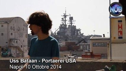 Uss Bataan - Porto di Napoli