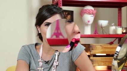 كيفية عمل مكياج المشاهير: إطلالة زوي شانيل في غولدن غلوبز| مع Elsa O.