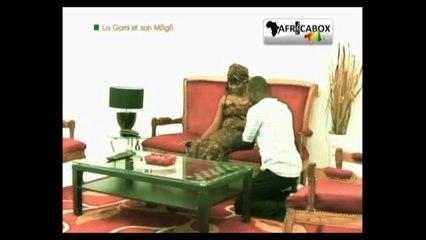 Quand l'homme africain apprend que sa femme est enceinte