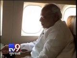 PM Narendra Modi conducts aerial survey of cyclone hit Visakhapatnam - Tv9 Gujarati