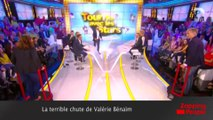 Zapping TV : TPMP, La chute violente de Valérie Benaïm !