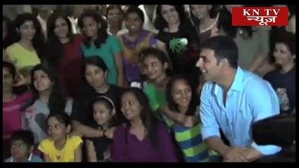 Akshay Kumar advocates self defense for women