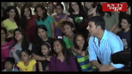 Akshay Kumar wants every woman to get trained in selfdefense