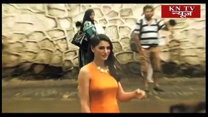 Nargis Fakhri meet the winners of home make over contest