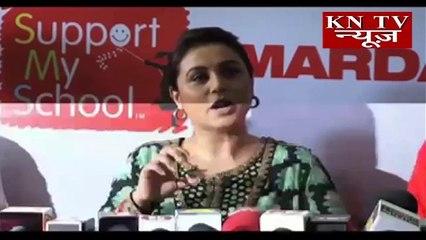 Rani Mukerji INSPIRED From Jhansi Ki Rani