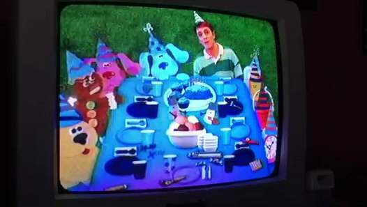 Blue's Clues Birthday Song