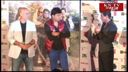 SRK, Irrfan Launch 'Ekkees Toppon Ki Salaami' Trailer
