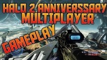 """Halo 2 Anniversary Exclusive """"MULTIPLAYER Gameplay"""" + """"Halo 5 Beta"""" 
