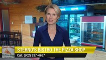 Sterno's Bistro The Pizza Shop Weymouth         Remarkable         5 Star Review by Denise D.