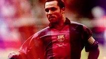 Was FC Barcelona 1999-00 the greatest footballing seminar Guardian Football Show.