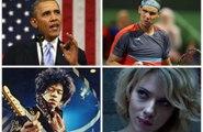 Qui sont les gauchers célèbres?