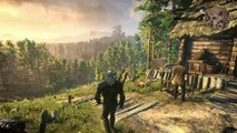 "The Witcher 3 : Wild Hunt - Bande-annonce de gameplay ""Downwarren"""