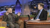 Jimmy Fallon Imitates Robin Williams As Conan O'Brien And Seth Meyers Pay Tribute