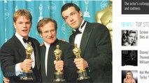 "Matt Damon: Robin Williams Brought ""So Much Joy"" Into My Life"