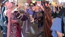 Fêtes Médiévales du Grand Fauconnier de Cordes-sur-Ciel 2014