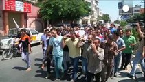 Gaza: más víctimas en la última jornada de la tregua