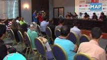 الفرقة الجزائرية بابيلونتعقد ندوة صحفية حول مشاركتها بمهرجان الراي بوجدة