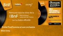 Émile Prud'homme et son orchestre - Blaze away