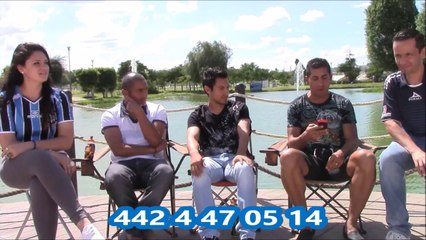 Gallos TV  338  con Raùl Rico, Marco Jimènez y Emilio Lòpez / Gallos Blancos