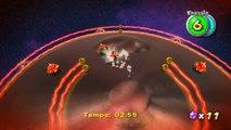 Super Mario Galaxy - Flotte armée - Étoile 4 :  La revanche du clan Begoman (contre-la-montre)