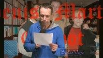 SoloVox poésie musique slam - 34 - Denis-Martin Chabot - Akim Kermiche