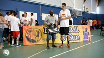 BASKET-BALL AND SUN - DUNK CONTEST 2014
