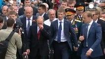 Vladimir Putin se lleva Moscú a Crimea