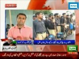 Police sealed the Minhaj ul Quran, surrounding areas & issued warning to PAT workers not to get out.Area and issued warning to PAT workers not to try to get out.