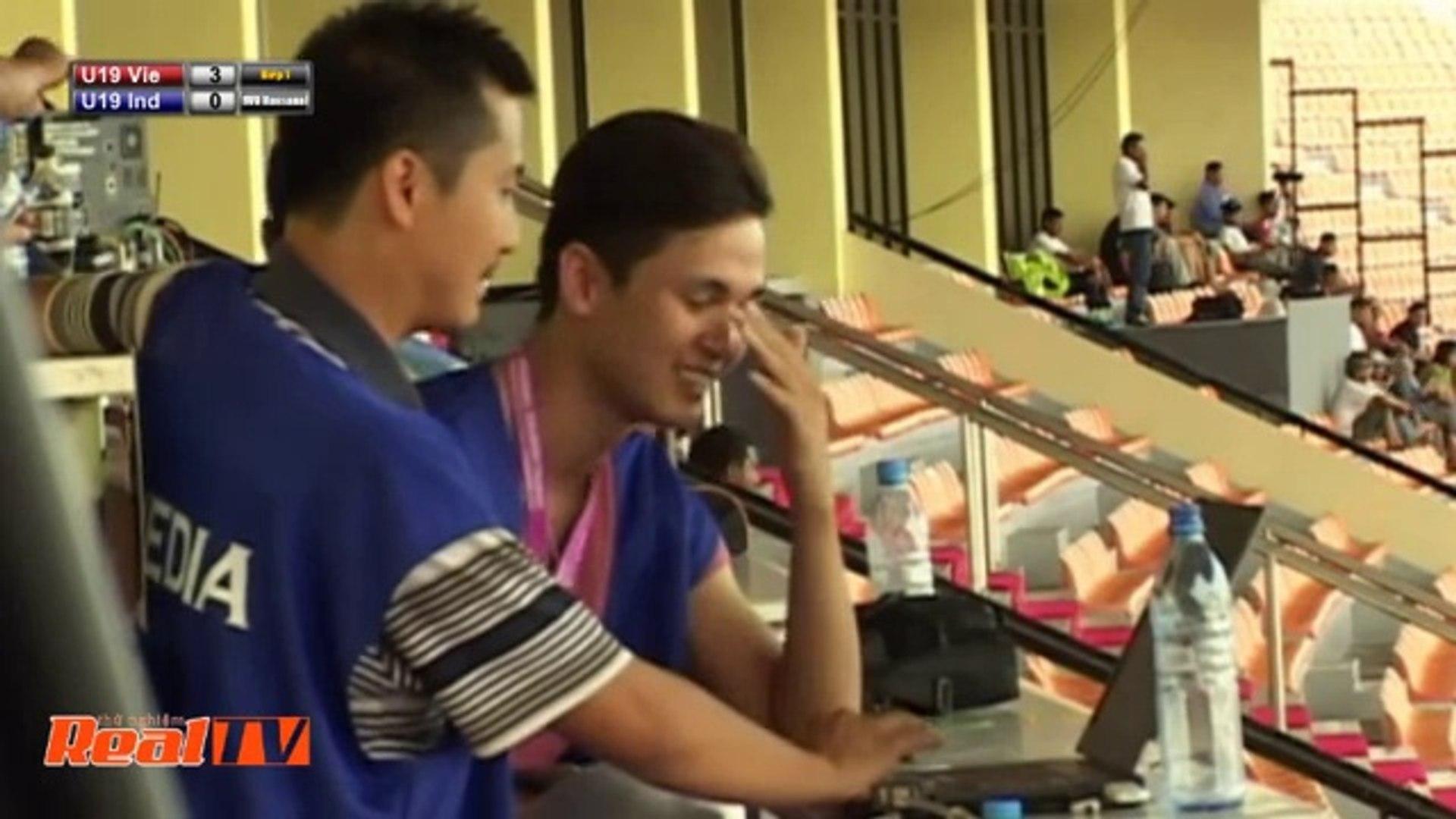 Link trực tiếp trận U19 Vietnam vs U19 Indonesia [13/8/2014]