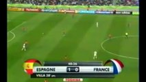 France - Espagne 2006 : le but de Ribéry