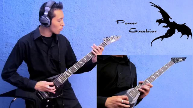 Naruto – Rising Fighting Spirit – guitar cover {TABS}
