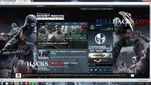 Ghost Recon Online Pièces Ghost Générateur - GRO PHANTOMS Hack 2014