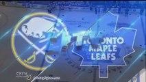 Luis Navas - Buffalo Sabres vs Toronto Maple Leafs Brawl
