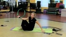 Pilates Exercises _ Pilates Ring Workouts