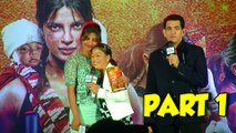 Mary Kom Music Launch By Priyanka Chopra And Mary Kom Part-1