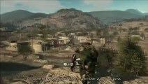 Metal Gear Solid V: The Phantom Pain - Gamescom 2014 Demo Gameplay Walkthrough GamesCom 2014