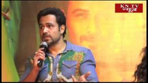 Emraan hashmi talk about raja natwarlal title