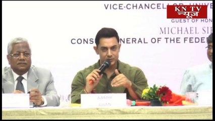 Aamir khan Kiran marathi speech