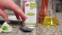 Recette Noix de St Jacques en carpaccio marinées à l'huile d'olive de Provence AOC, poivre Timut et passiflore