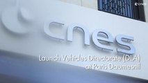 Le CNES proposes and implements France's space policy