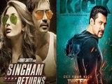 Singham Returns BEATS Kick | First Day Box-Office Collection | Salman Khan | Ajay Devgn