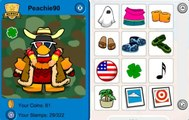 Free Ultra Rare Red Lei Club Penguin Member Account - video
