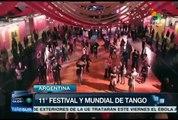 Buenos aires muestra el mundo su cultura con el Festival de tango