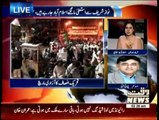 Waqt News Special Transmission Azadi & Inqilab March 02am to 03am - 15th August 2014